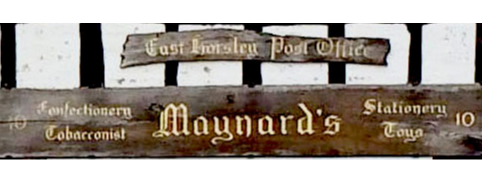 Maynards Post Office & Newsagent